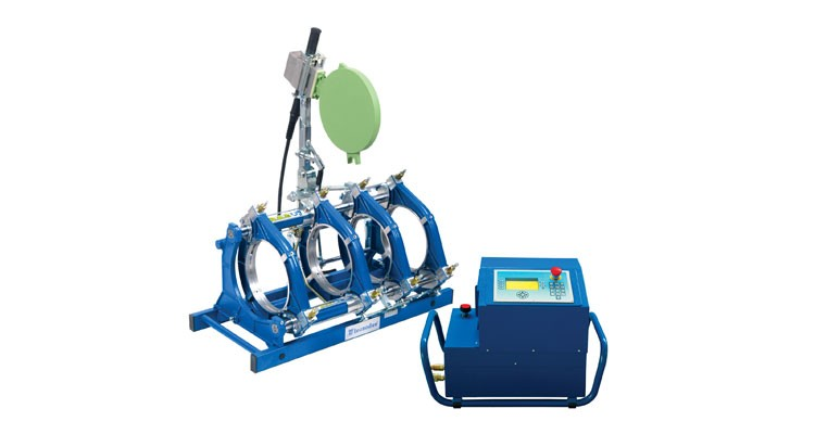 HDPE pipe welding machine 5