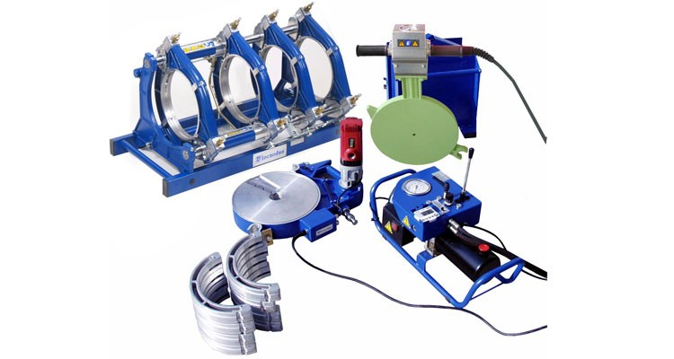 plastic pipe welding machine 2