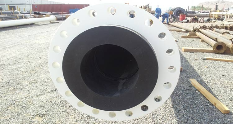 HDPE pipe installation, repair, maintenance company in oil and gas company pipeline