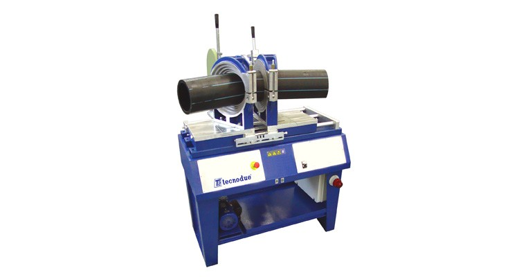 HDPE or plastic or PVC pipe wielding machine 2