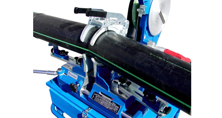 HDPE or plastic or PVC pipe wielding machine 3