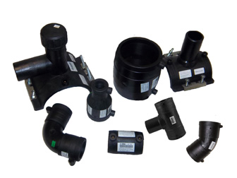 hdpe fittings products supplier company